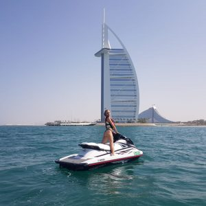 Burj Al Arab Jet Ski Excursion