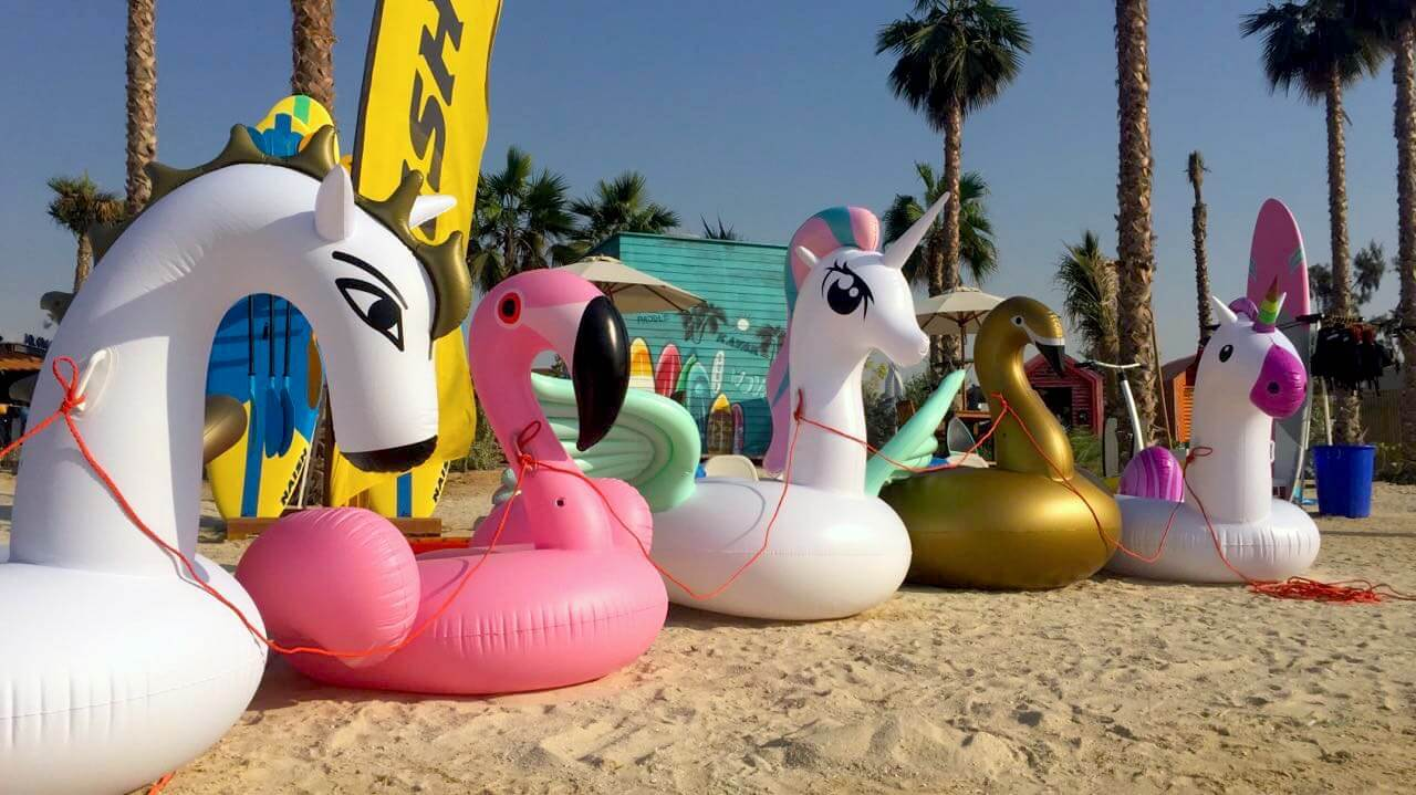 inflatables for rent in dubai Watersports