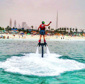 Rent Flyboard