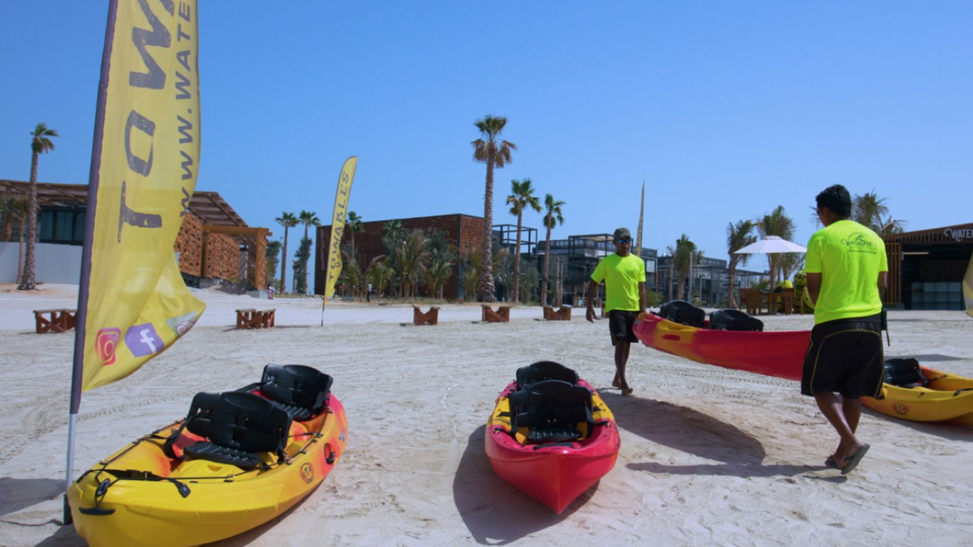 kayak water sport