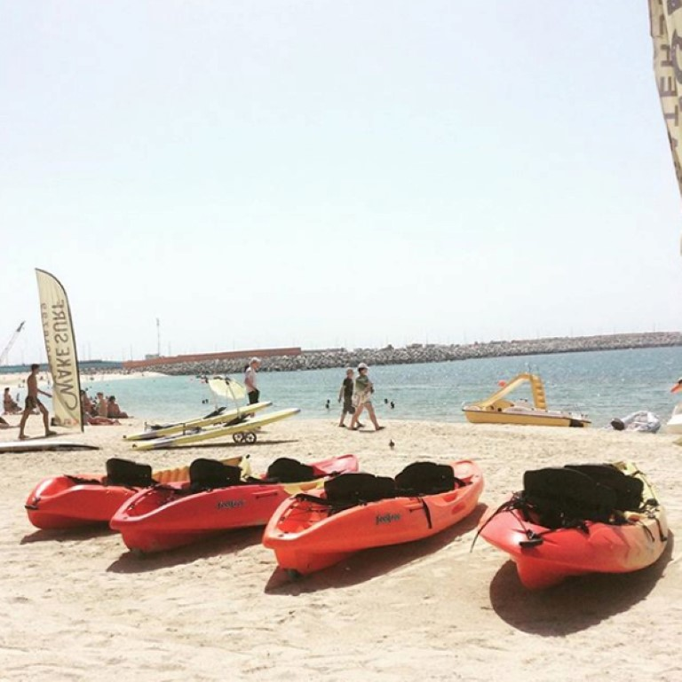 kayak rents in Dubai