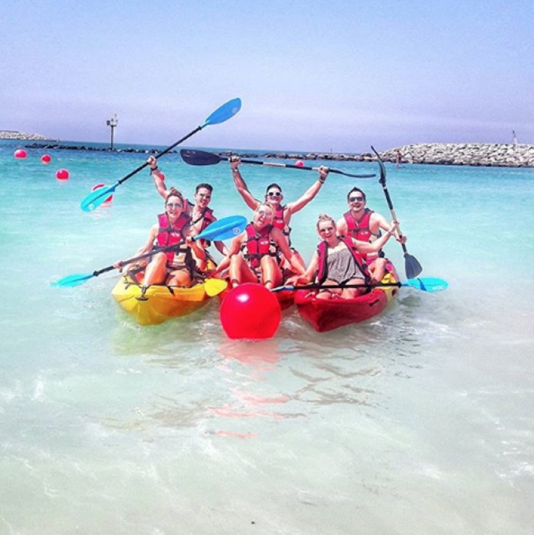 Kayak Rental Dubai